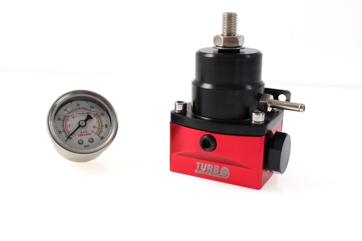 Regulator ciśnienia paliwa TURBOWORKS RACE - GRUBYGARAGE - Sklep Tuningowy